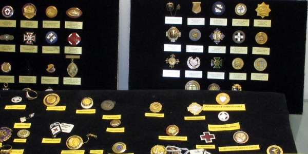 Collection of School Pins