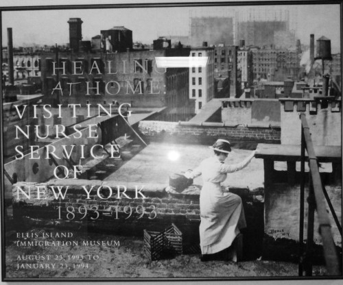 public health visiting nurses